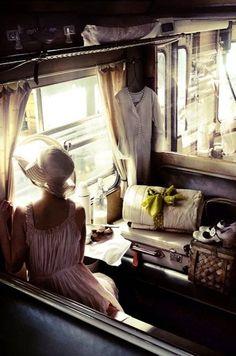 Venice Simplon - Orient Express ♦ Cabin P.s....London- Paris.....:)))