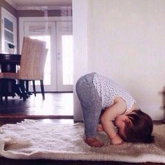 ready for baby yoga