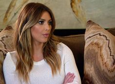 #KUWTK Mid-Season Finale Just pinning her hair color for a soft blonde look