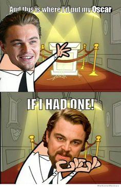 """Leonardo DiCaprio """"chorando"""" e outros memes do Oscar - Celebridades - Notícia - VEJA.com"""