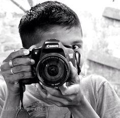 Primera experiencia fotográfica del niño, San Marcos, Guerrero.