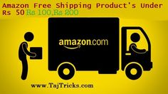 Amazon Top 50+ Free Shipping Product Under Rs 50,100,200 Is here.Best Suggestion List with Amazon
