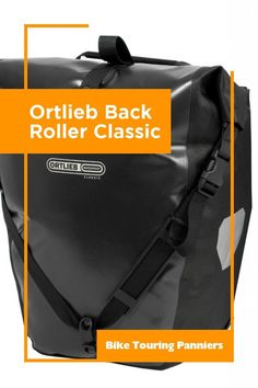 9a8e77b4080 Ortlieb Back Roller Classic - Lightweight and Tough Panniers