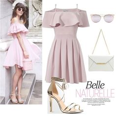 #MichaelKors #pink #dress #pinkdress #style #hendbag #fashion #fashionstyle #outfit #quay #highheels #gold #sugarfree