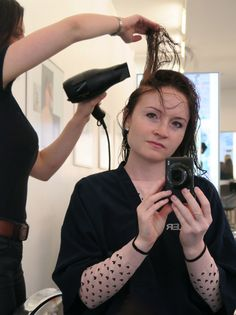 How to blog about a hair appointment (Yep, not easy!)