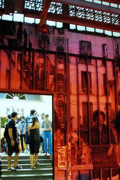 Tabacalera Centro alternativo autogestionado  en  Lavapies, Madrid