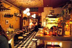Pastis, Ibiza - french bistro in Ibiza Town! http://www.bonderco.com/ibiza