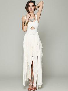 @Free People FP X Shipwreck Sally Dress