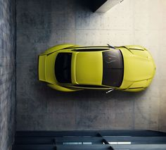 BMW 3.0 CSL Hommage Concept car