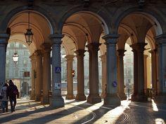 i portici di Torino-Piemonte