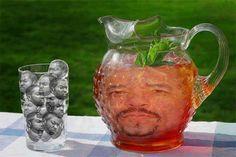 Ice Cube. Ice Tea.