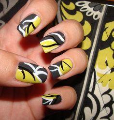 vera bradley nails