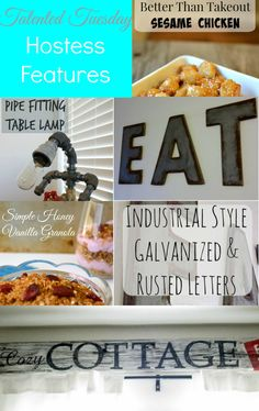 Talented Tuesday Link Party #15 - My Own Home