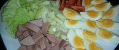 Studený talíř k večeři Nutella, Den, Pineapple, Fruit, Food, Pinecone, Pine Apple, Essen, Yemek