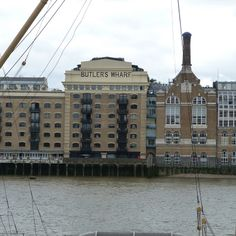 BUTLER'S WHARF, LONDON (LW16)
