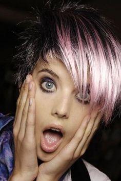 Hair colour Trends 2012