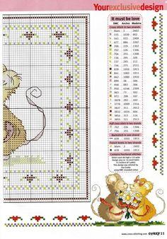 Gallery.ru / Photo # 4 - Cross Stitch Crazy 109 - WhiteAngel
