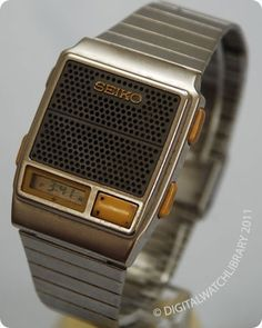 SEIKO - A966-4010 - Digital. Released in 1984 Vintage Digital Watch - Brought to you courtesy of DigitalWatchLibrary.com