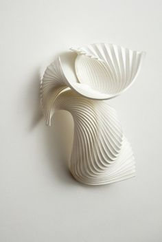 Paper art biennale in Holland: Richard Sweeney