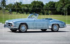 Introduced at the 1954 New York Auto Show, the Mercedes-Benz 190 SL was envisioned as a complementary sports car to the company's new 300 SL Gullwing. Offering exceptional build quality, sporting performance, and an attractive two-seat roadster design, the 190 SL was immensely popular, particularly in the North American market. The outstanding 190 SL offered […]
