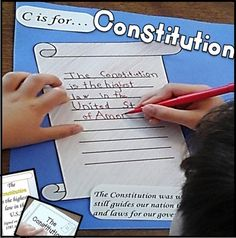 Constitution Day is Thursday, September 17th. This constitution day pack includes 2 differentiated craftivities, 7 anchor charts/posters, and an 8 page mini book. The crafts are perfect for K-3rd!  The anchor charts work best in 1st - 3rd grade classrooms.