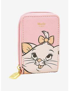 Loungefly Disney The Aristocats Marie Peeking Card Wallet - BoxLunch Exclusive Cute Purses, Purses And Bags, Marie Cat, Disney Handbags, Disney Designs, Aristocats, Girls Bags, Cute Bags, Card Wallet