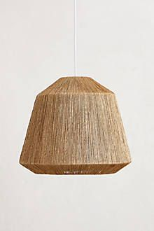 pendant lights over island??!  bungalow lamp (3 styles), anthropologie, $198