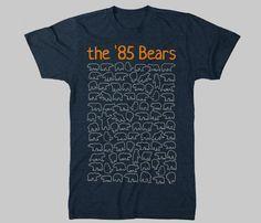 the legendary 1985 Bears. Heh