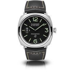 8fcccbafe39 Panerai Radiomir 45mm Black Seal Logo Men s Manual-Wind Watch