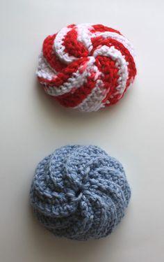 crochet scrubbers