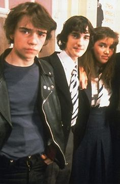 Grange Hill, Todd carty, omg, then in Eastenders, and more recently, Dancing on ice, which was soo funny!!