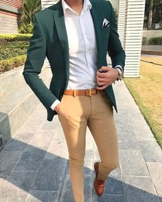 46 Stylish Formal Men Work Outfit Ideas To Change Your Style Stylish Formal Men Work Outfit Ideas To Change Your Blazer Outfits Men, Mens Fashion Blazer, Stylish Mens Outfits, Suit Fashion, Fashion Outfits, Casual Outfits, Men Casual, Fashion Guide, Work Outfits