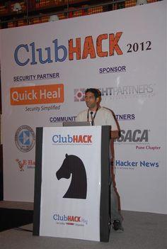 Lavakumar Kuppan explaining  HAWAS – Hybrid Analyzer for Web Application Security