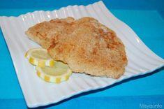 Filetti di pesce impanati al forno. Scopri la ricetta: http://www.misya.info/2012/11/02/filetti-di-pesce-impanati-al-forno.htm