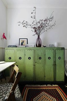 Cypress - L'autunno in casa è verde bottiglia