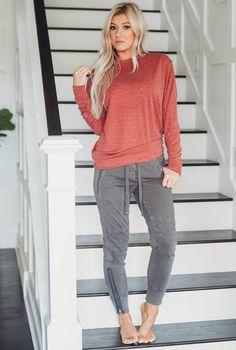 Cozy Lounge Sweatshirt. Lazy OutfitsCute ... 0acb16011