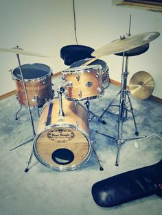 My awesome beatboogie quality custom drums!