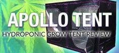 Apollo Grow Tent Horticulture Mylar Hydroponic Grow Tent Review