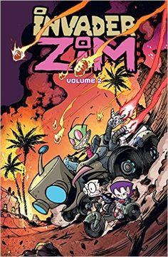 Amazon.com: Invader Zim Volume 2 (9781620103364): K C Green, Eric Trueheart, Dennis Hopeless, Jessie Hopeless, Dave Crosland, Savanna Ganucheau, Warren Wucinich: Books