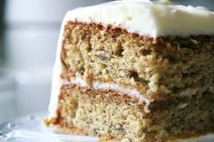 Banana Cake | The Definitive Ranking Of Cakes