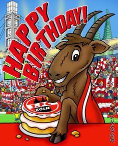Geburtstag 1 Fc Köln
