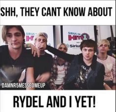 Rydellington. It's funny because it WAS true :) haha now we know