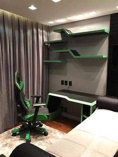 45 Fantastic Computer Gaming Room Decor Ideas and Design 23 – Game Room İdeas 2020