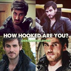 How #Hooked are you, #Oncers ? <---- I am super Hooked.  YESSSSSSSSSSSSSSSSSS!!!! o.o