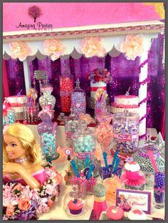 Candy Buffet - Sweet Theme Dessert Table