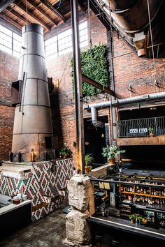 A 1920s boiler room is heating up again, as sisters bring back the good times at…