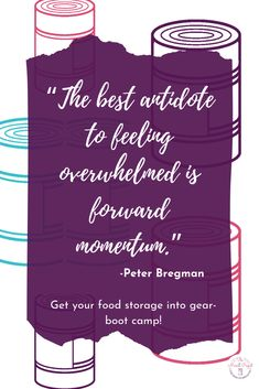 Learn how to customize your food storage to your family with a recipe based food storage plan.