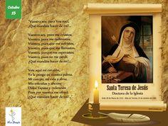 Teresa de ÁvilaiNun Anawin   iNun Anawin