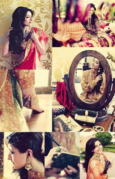 The Royal Bride - Soha Ali Khan Verve Magazine