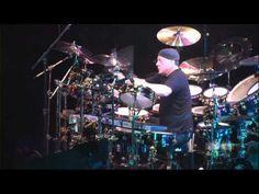 Neil Peart - Drum Solo - Rush 30th Anniversary - YouTube